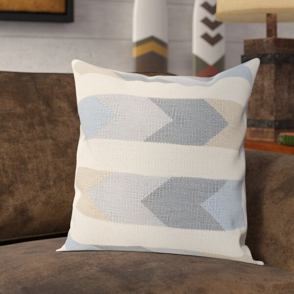 Westall 100% Cotton Throw Pillow Cover by Loon Peak